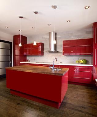 renovation équipement de cuisine
